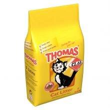 Thomas Cat Litter £2.65 (5ltr) (Pack of 4)