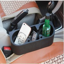 Universal Car Truck Vehicle Shelving Cup Holder Car Phone Mug Drink Holder Storage Boxes