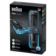 Braun HC5010 Men's Cordless Hair Clipper | Electric Trimmer For Men