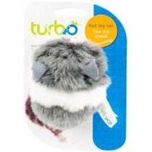 "Turbo Vibrating Cat Toy-Mouse - 3.5"""
