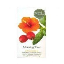 Heath & Heather - Morning Time Herbal Tea 50bag