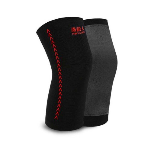 Knee Braces Knee Sleeve with Plush,Inside with a Spring to Prevent Slipping