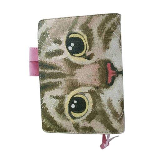 Office Planner Schedule Personal Organizer Notebook Portable Planner [Cat]