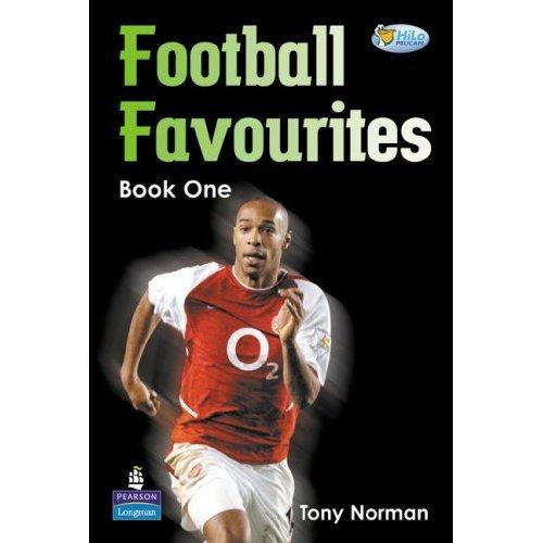 Football Favourites 1 (A-D) Non-Fiction (Pelican Hi Lo Readers)