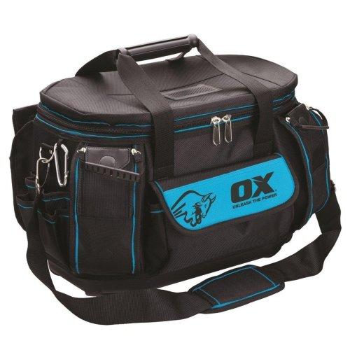 OX Pro Heavy Duty Round Top Tool Bag