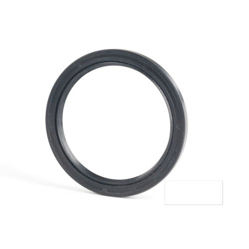 6x18x7mm Oil Seal Nitrile Double Lip With Spring