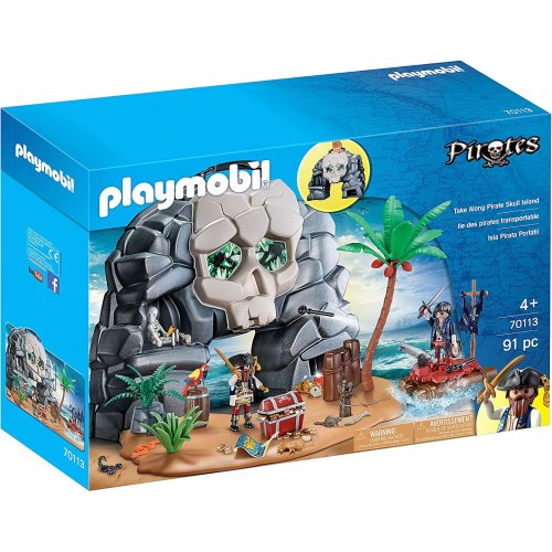 Playmobil TA Mythical Pirates