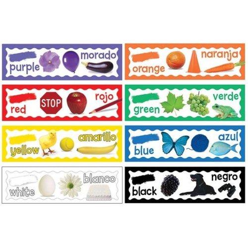 Eureka EU-847071BN Colors Mini Bulletin Board Set - Set of 3