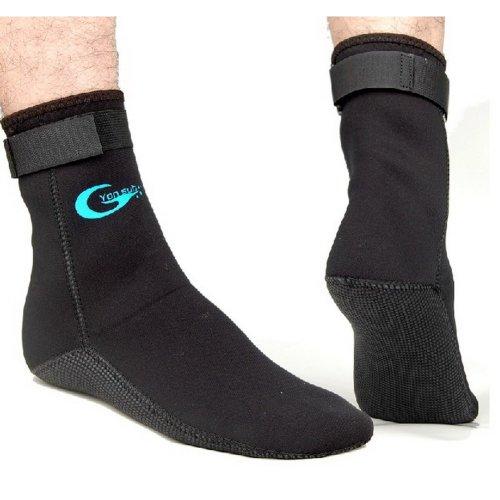 Scuba Diving Socks for Mens Fin Socks Water Socks, US 8-9.5