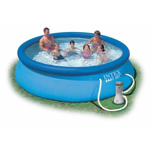 Intex 28132 Easy Set Above Ground Inflatable Pool Round 366x76cm