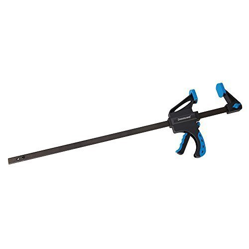 Silverline Quick Clamp Heavy Duty 600mm -  clamp quick heavy duty 600mm silverline 868498