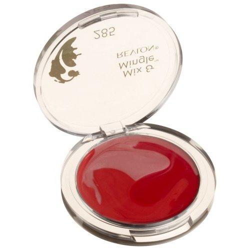 Revlon Mix and Mingle Lip Palette, Chatty Cherry, 0.1 Ounce