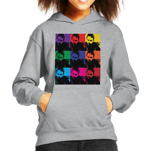 Rick Deckard Pop Art Blade Runner Kid's Hooded Sweatshirt