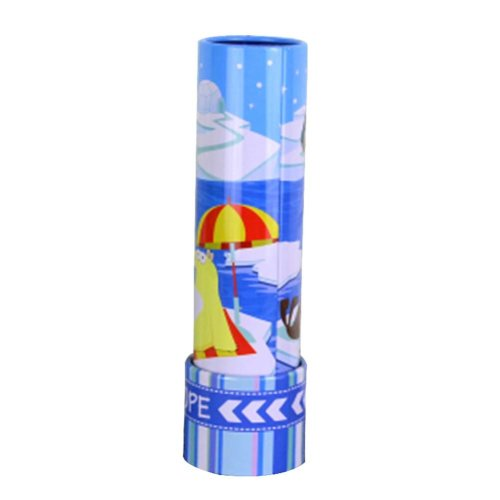 Magical kaleidoscope Classic Educational Toys Kids Perfect Gift [B]