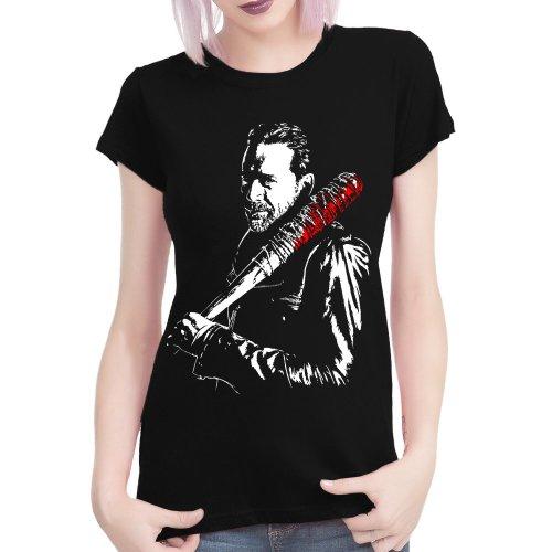 The Walking Dead Negan (Lucille)  - Ladies Tee Shirt