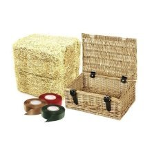30 Wicker Picnic Basket Gift Packs 30cm Basket