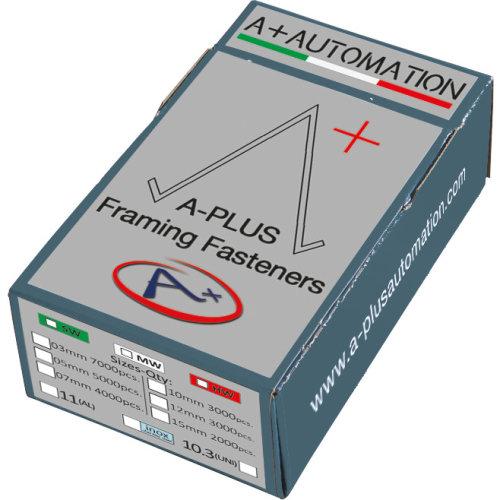 A+ automation A+ AL wedges 15mm Medium 2000 per box