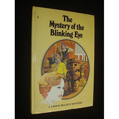 Mystery of the Blinking Eye (Trixie Belden)