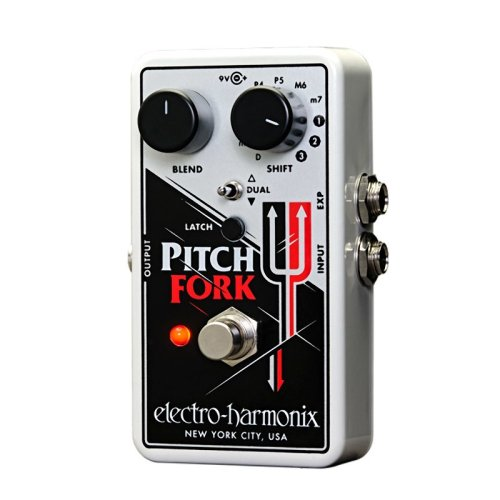 Electro Harmonix Pitch Fork Effects Pedal