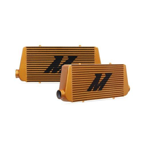 Mishimoto MMINT-URG  Universal Intercooler R-Line, Gold