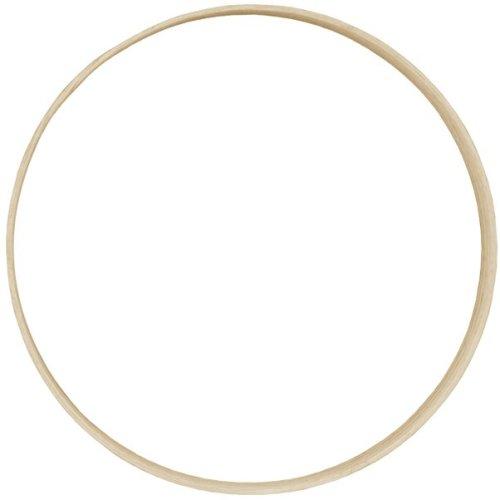 """Round Basketry Hoop-10""""X.75"""""""