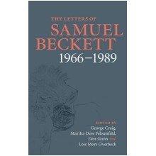 The Letters of Samuel Beckett: 1966-1989 Volume 4