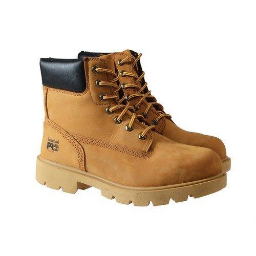 best loved 12f84 0f315 Timberland TIMSAWH10 Pro SawHorse Safety Boots Wheat UK 10 Euro 44