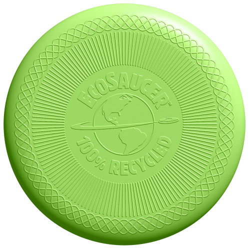 Green Toys EcoSaucer Flying Disc - Outdoor and Garden Toys