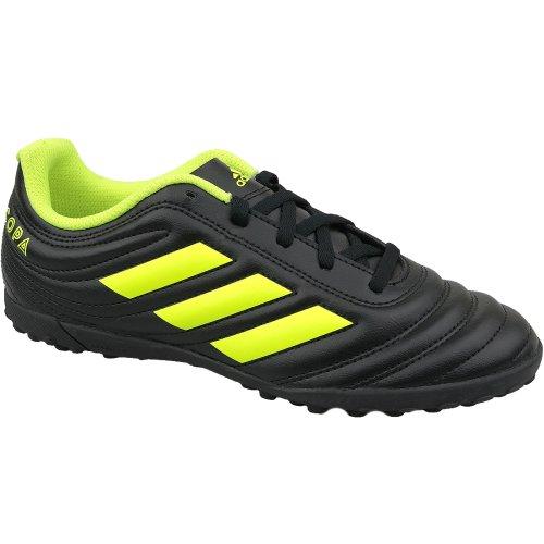 adidas Copa 19.4 TF Jr D98100 Kids Black turf football trainers