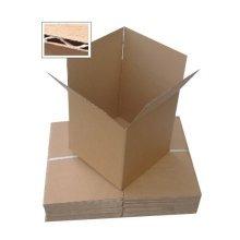 """Single Wall Box 6 x 6 x 6"""" (152 x 152 x 152mm)"""