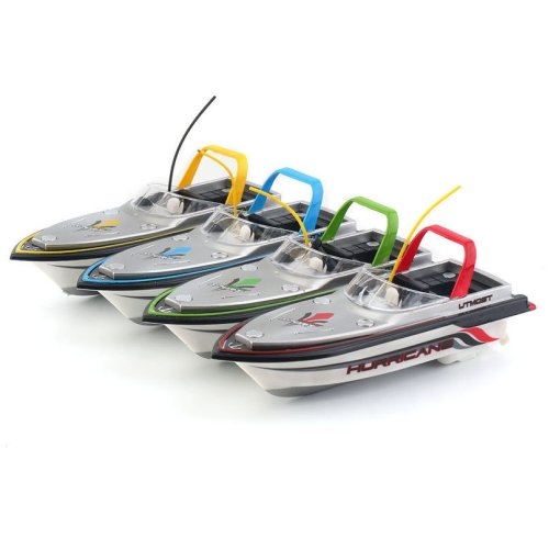 Mini Remote Control Atlantic Racing Yacht | RC Speed Boat Toy