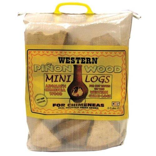 WW Wood 78104 Western Pinon Wood Mini Logs