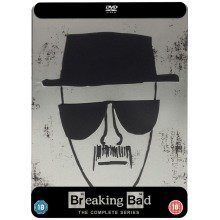 Breaking Bad: Complete Series Collector's Edition Tin