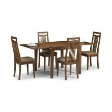 Harmy Walnut Dining Room Set - Chairs Fully Assembled