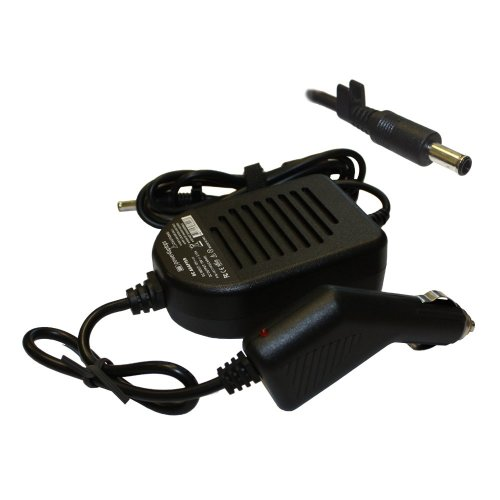 Samsung NP-N210-JA01AT Compatible Laptop Power DC Adapter Car Charger