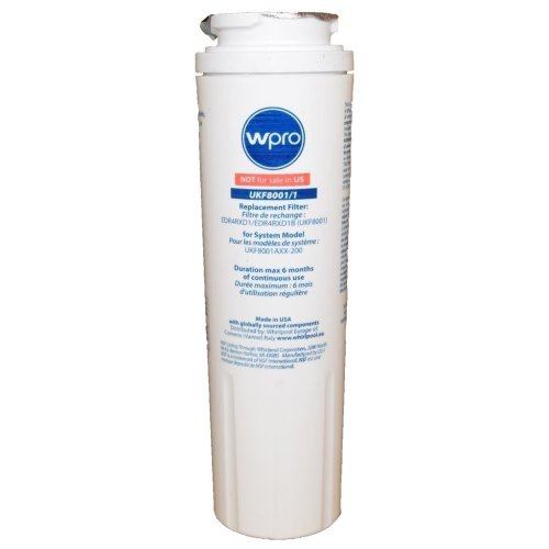 Maytag GC2224GEKB and GC2224GEKW Fridge Water Filter Replacement UKF8001/1