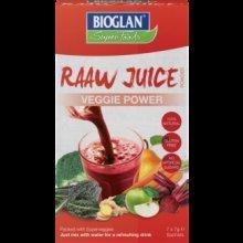 Bioglan - Raw Juice - Veggie Powder 7g x 7
