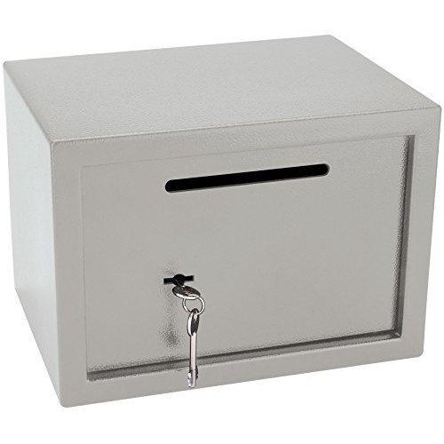 Key Safe 250x350x250 - Draper Post Slot 16l 38220 -  draper key safe post slot 16l 38220