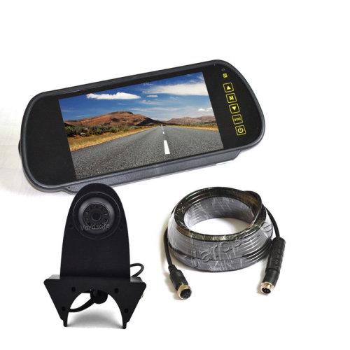 Vardsafe Rear View Reverse Backup Camera Monitor Kit for Mercedes Sprinter Van/ Volkswagen Crafter