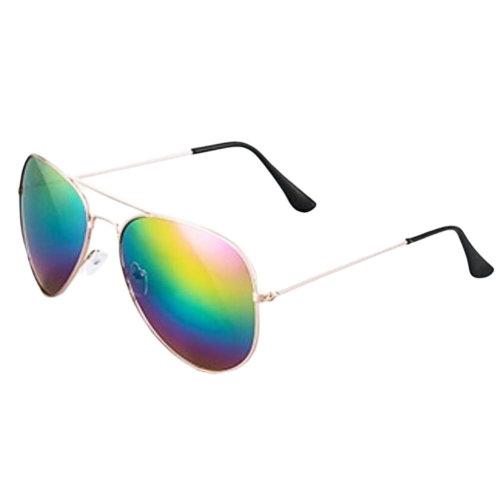 Unisex Cool Kids Sunglasses UV Prevention Sunscreen Eyeglasses-01