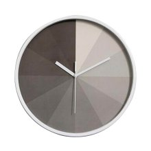 [P] 11 Inch Modern Wall Clock Decorative Silent Non-Ticking Wall Clock