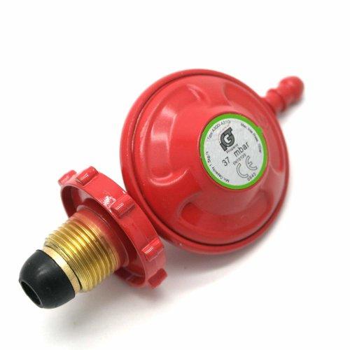 IGT Hand Wheel 37Mbar Propane Gas Regulator With 5 Year Warranty No Spanner