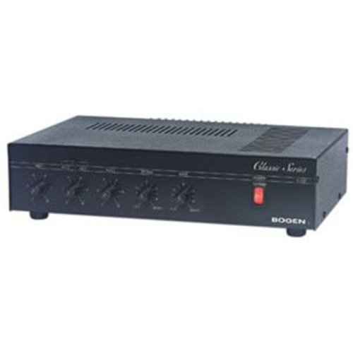 Bogen BG-C100 Classic Series Public Address Amplifier - 100W