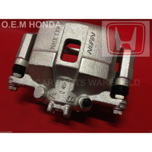 For Honda Civic 2.0 Type-R EP3 S2000 Front brake caliper left + carrier genuine