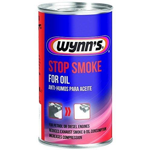Wynn's 1831090 Stop Smoke Oil, Purple, 325 ml