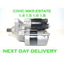 Honda accord civic 1.4 1.5 1.6 1997 1998 1999 - 2001 starter motor