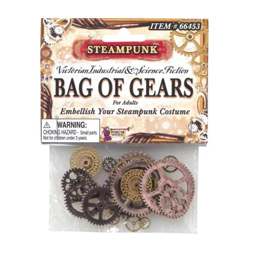 Steampunk Gears