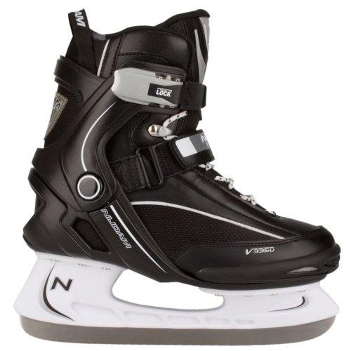 Nijdam Ice Hockey Skates Size 38 3350-ZWW-38