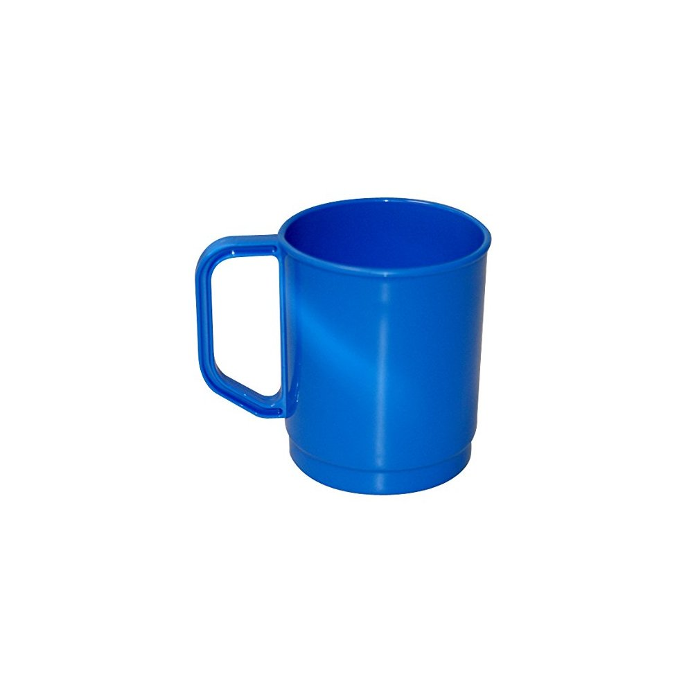 Camping Cup Camping Cup Mug Picnic Blue Boyz Toys