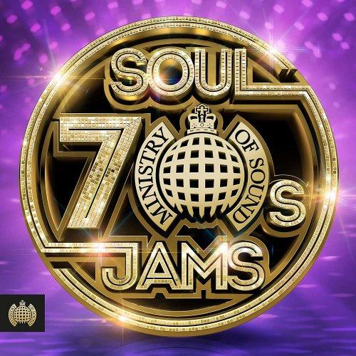 70s Soul Jams - Ministry of Sound | CD Album